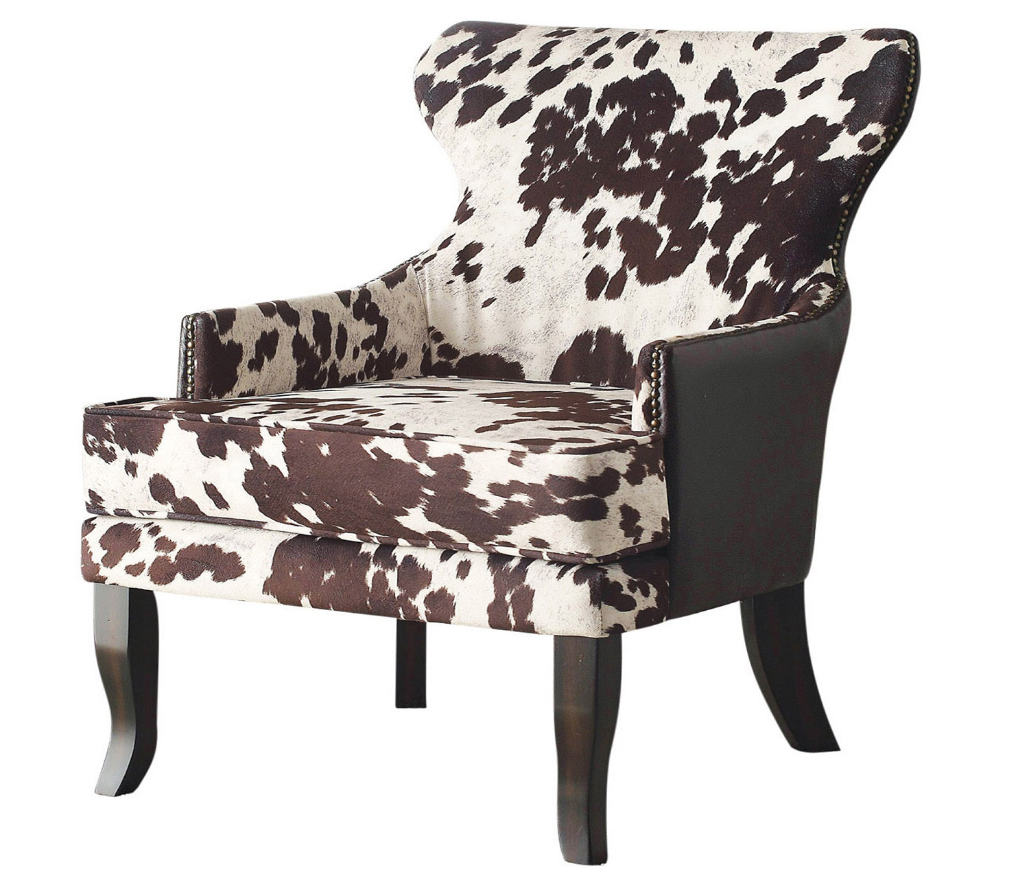 ANGUS II-ACCENT CHAIR-BROWN, 841173015657, Accent Chairs by Midha Furniture to Brampton, Mississauga, Etobicoke, Toronto, Scraborough, Caledon, Oakville, Markham, Ajax, Pickering, Oshawa, Richmondhill, Kitchener, Hamilton and GTA area