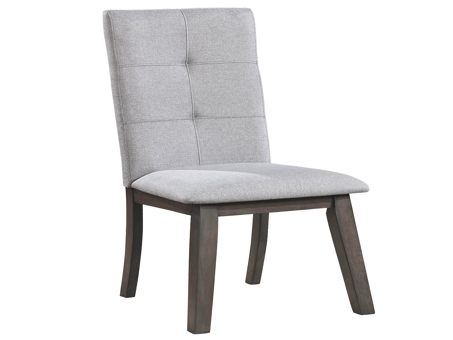 ASHLAND-SIDE CHAIR-GREY, 841173030384, Dining Chairs, ASHLAND-SIDE CHAIR-GREY from Dropship by Midha Furniture serving Brampton, Mississauga, Etobicoke, Toronto, Scraborough, Caledon, Cambridge, Oakville, Markham, Ajax, Pickering, Oshawa, Richmondhill, Kitchener, Hamilton, Cambridge, Waterloo and GTA area