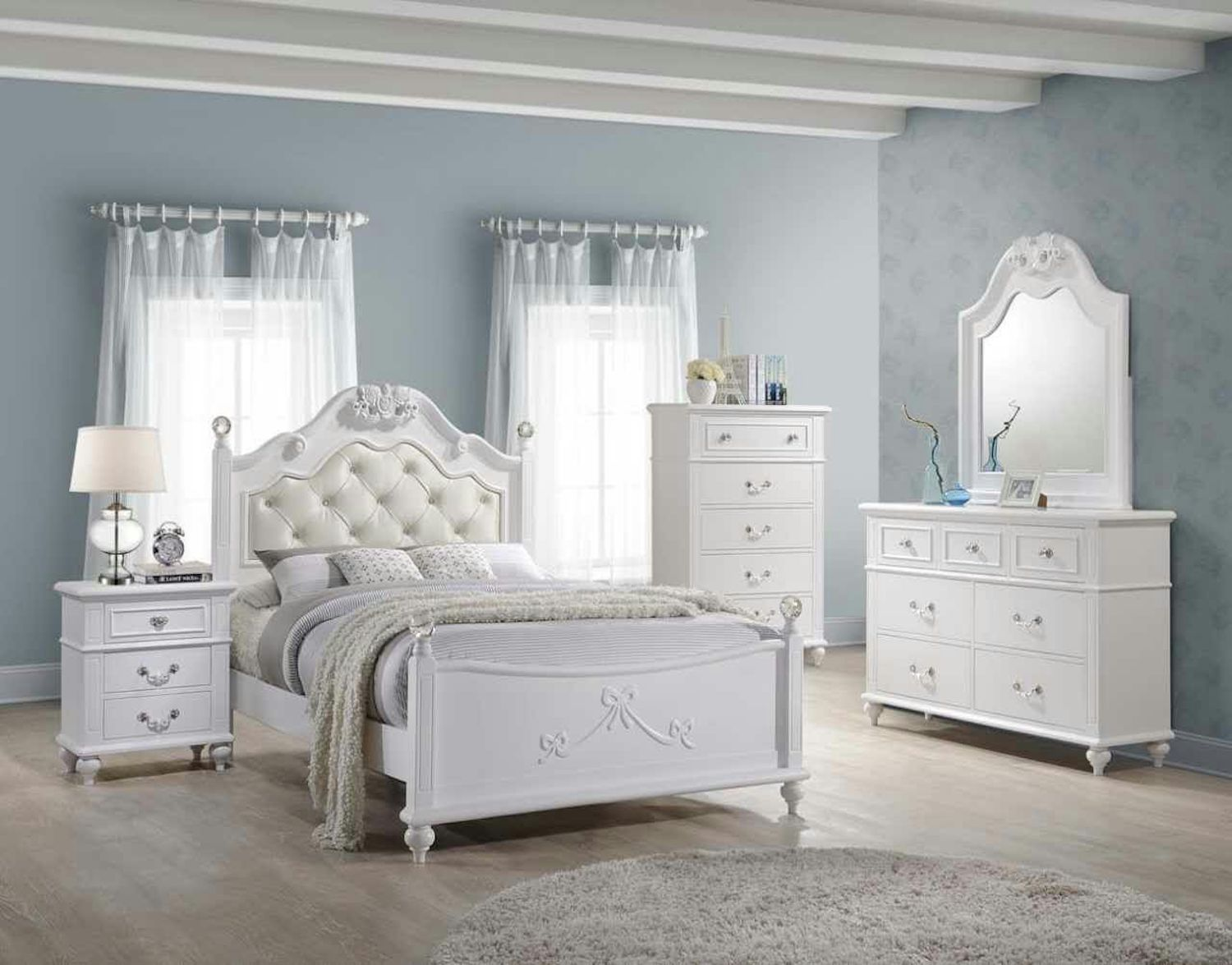 Alana Youth Bedroom Set, alana, Kids Bedroom Sets, Alana Youth Bedroom Set from Midha Furniture by Midha Furniture serving Brampton, Mississauga, Etobicoke, Toronto, Scraborough, Caledon, Cambridge, Oakville, Markham, Ajax, Pickering, Oshawa, Richmondhill, Kitchener, Hamilton, Cambridge, Waterloo and GTA area