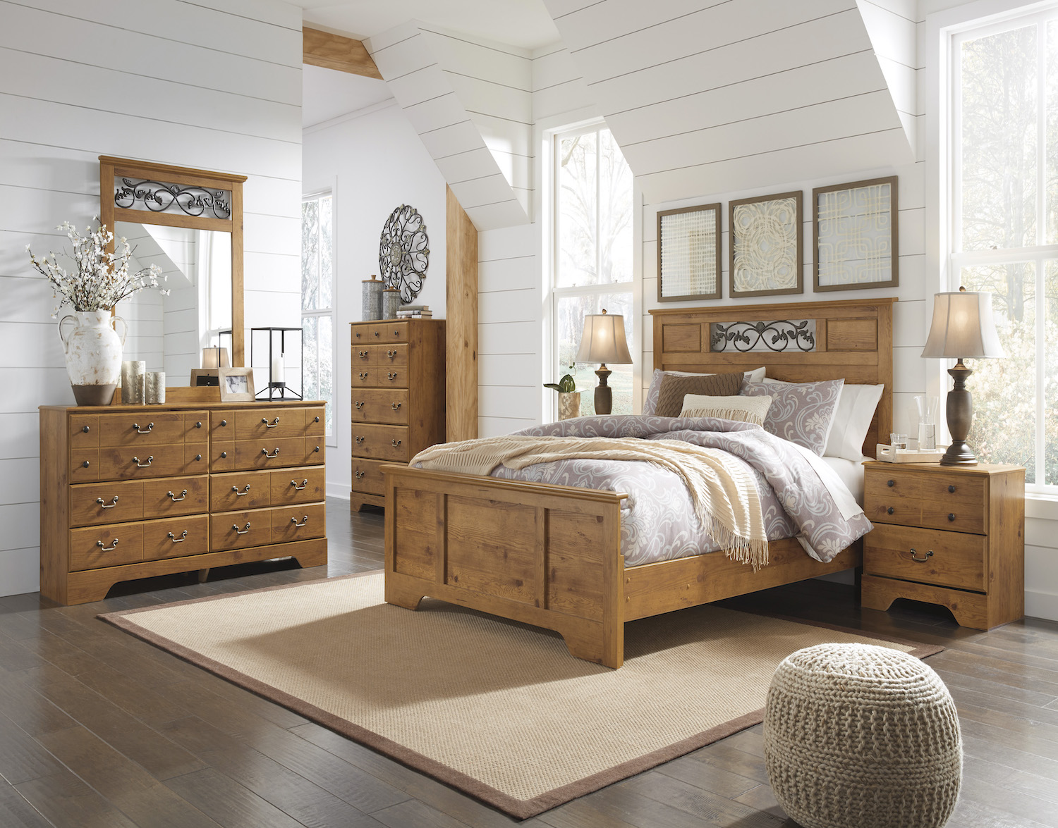 Bittersweet 6 PC Bedroom Set, B219, Bedroom Sets, Bittersweet 6 PC Bedroom Set from Ashley by Midha Furniture serving Brampton, Mississauga, Etobicoke, Toronto, Scraborough, Caledon, Cambridge, Oakville, Markham, Ajax, Pickering, Oshawa, Richmondhill, Kitchener, Hamilton, Cambridge, Waterloo and GTA area