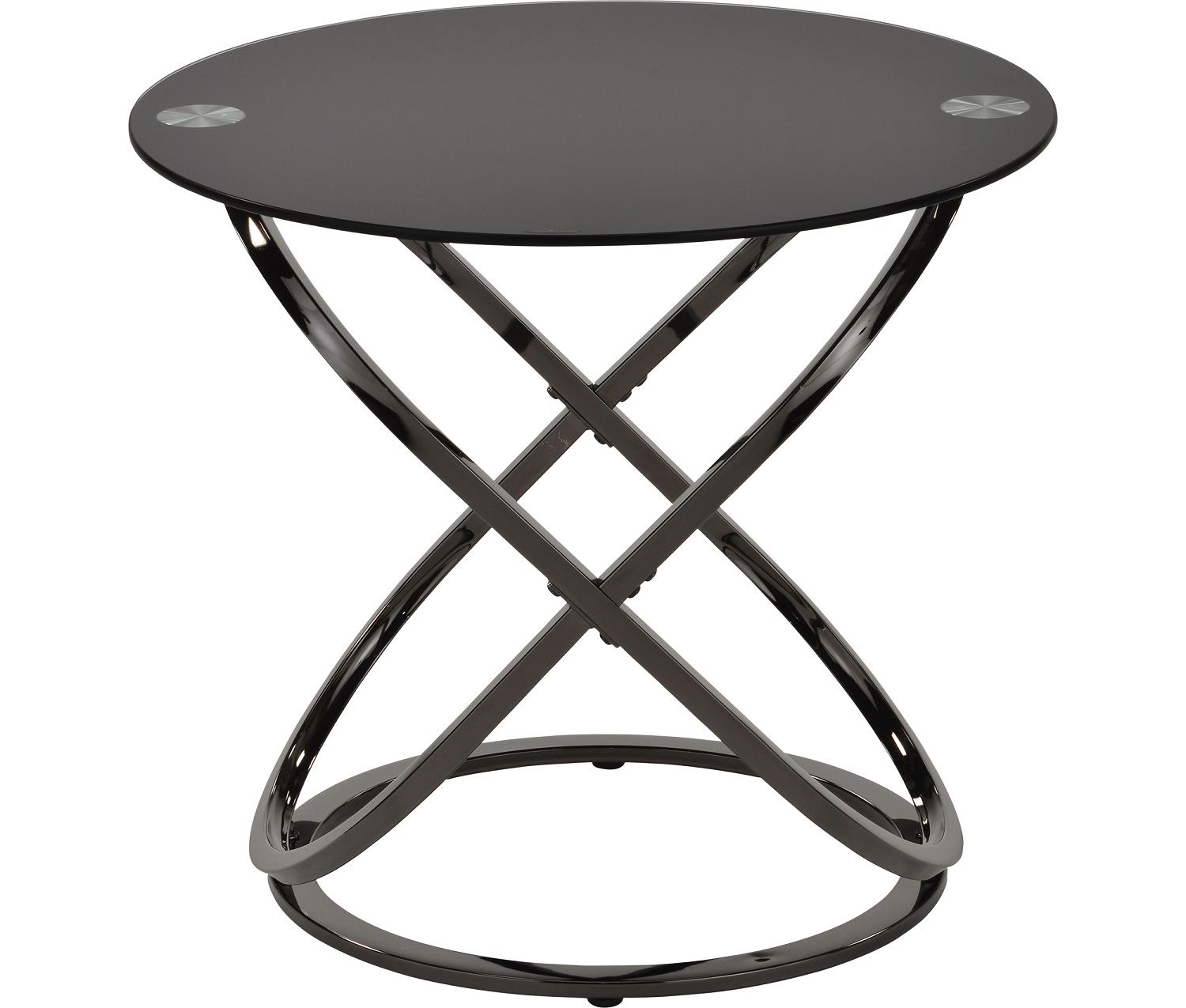 CARLYN-ACCENT TABLE-BLACK NICKEL, 841173029319, Console Table by Midha Furniture to Brampton, Mississauga, Etobicoke, Toronto, Scraborough, Caledon, Oakville, Markham, Ajax, Pickering, Oshawa, Richmondhill, Kitchener, Hamilton and GTA area