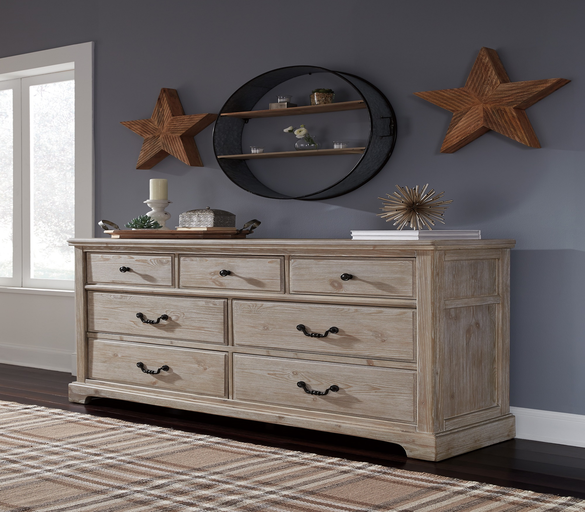 Charmyn, B722-31, Dressers by Midha Furniture to Brampton, Mississauga, Etobicoke, Toronto, Scraborough, Caledon, Oakville, Markham, Ajax, Pickering, Oshawa, Richmondhill, Kitchener, Hamilton and GTA area