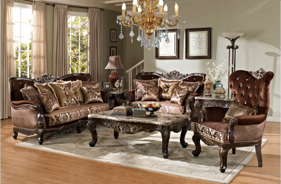 Crystal Classical Living, Crystal, Sofa Sets by Midha Furniture to Brampton, Mississauga, Etobicoke, Toronto, Scraborough, Caledon, Oakville, Markham, Ajax, Pickering, Oshawa, Richmondhill, Kitchener, Hamilton and GTA area