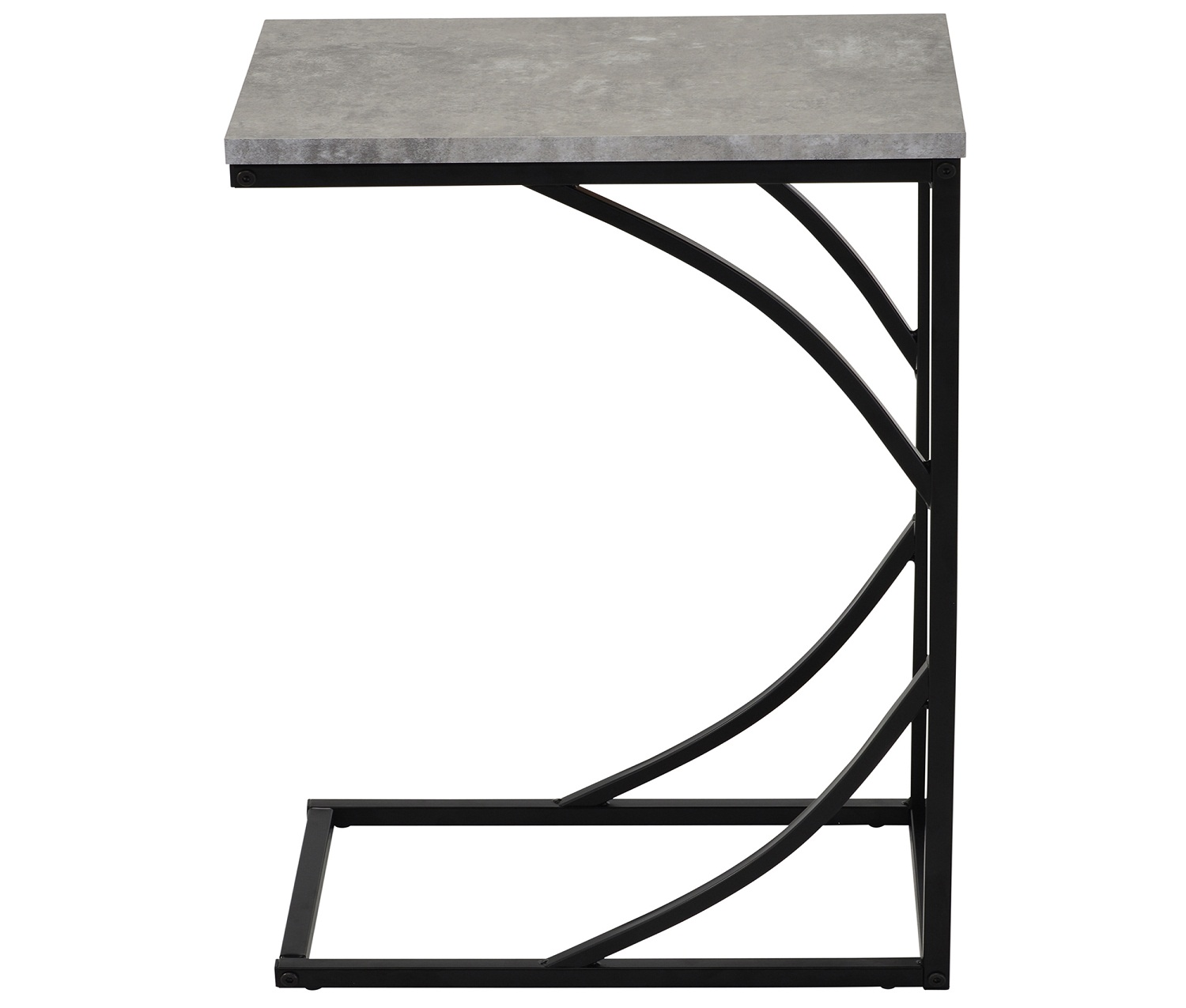 DARCY-ACCENT TABLE-CEMENT, 841173033606, Accent/End Tables, DARCY-ACCENT TABLE-CEMENT from Dropship by Midha Furniture serving Brampton, Mississauga, Etobicoke, Toronto, Scraborough, Caledon, Cambridge, Oakville, Markham, Ajax, Pickering, Oshawa, Richmondhill, Kitchener, Hamilton, Cambridge, Waterloo and GTA area
