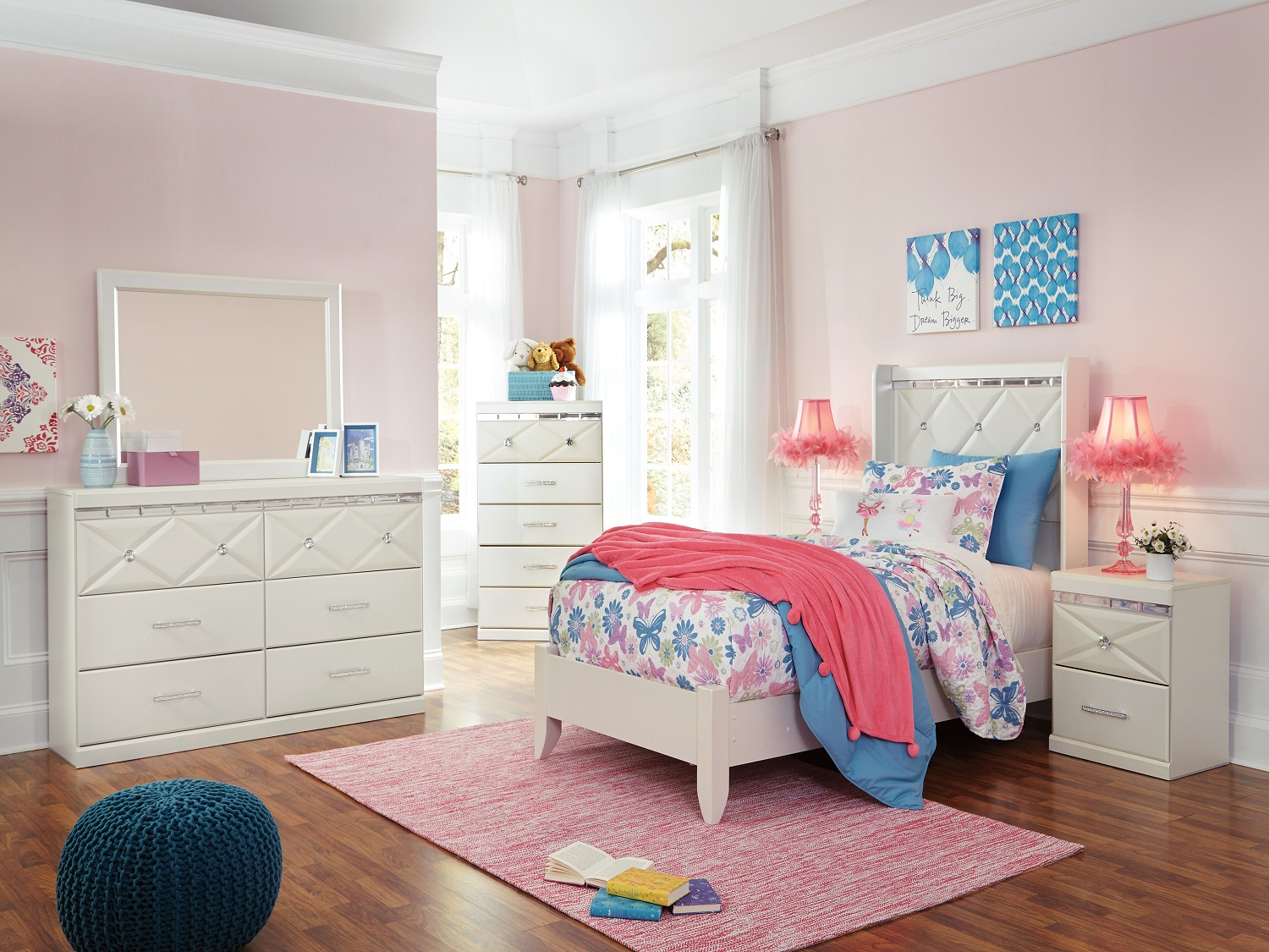 Dreamur bed, B351, Kids Bedroom Sets, Dreamur bed from Ashley by Midha Furniture serving Brampton, Mississauga, Etobicoke, Toronto, Scraborough, Caledon, Cambridge, Oakville, Markham, Ajax, Pickering, Oshawa, Richmondhill, Kitchener, Hamilton, Cambridge, Waterloo and GTA area