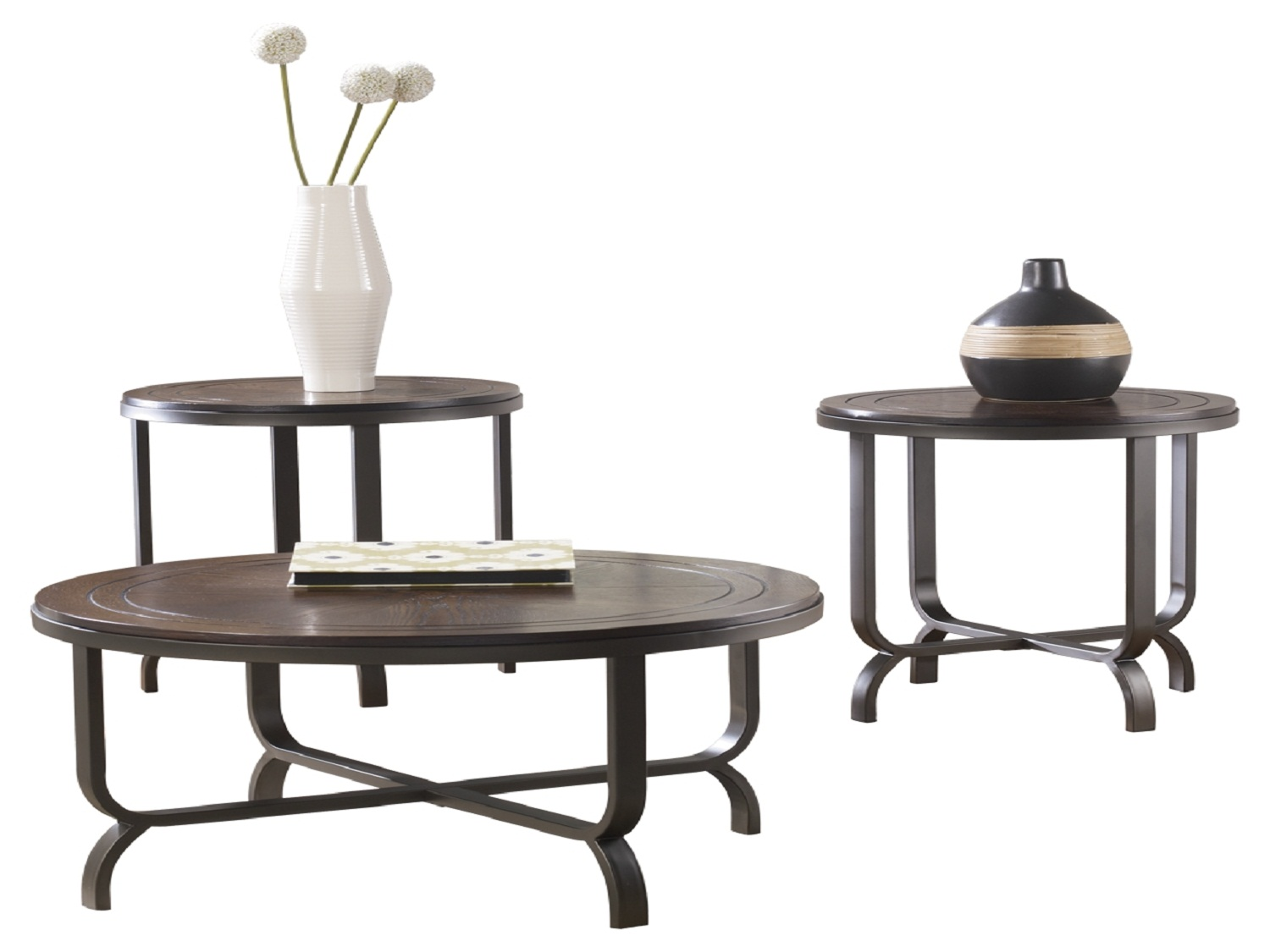 Ferlin 3 PC Coffee Table Set, T238-13, Coffee Table by Midha Furniture to Brampton, Mississauga, Etobicoke, Toronto, Scraborough, Caledon, Oakville, Markham, Ajax, Pickering, Oshawa, Richmondhill, Kitchener, Hamilton and GTA area