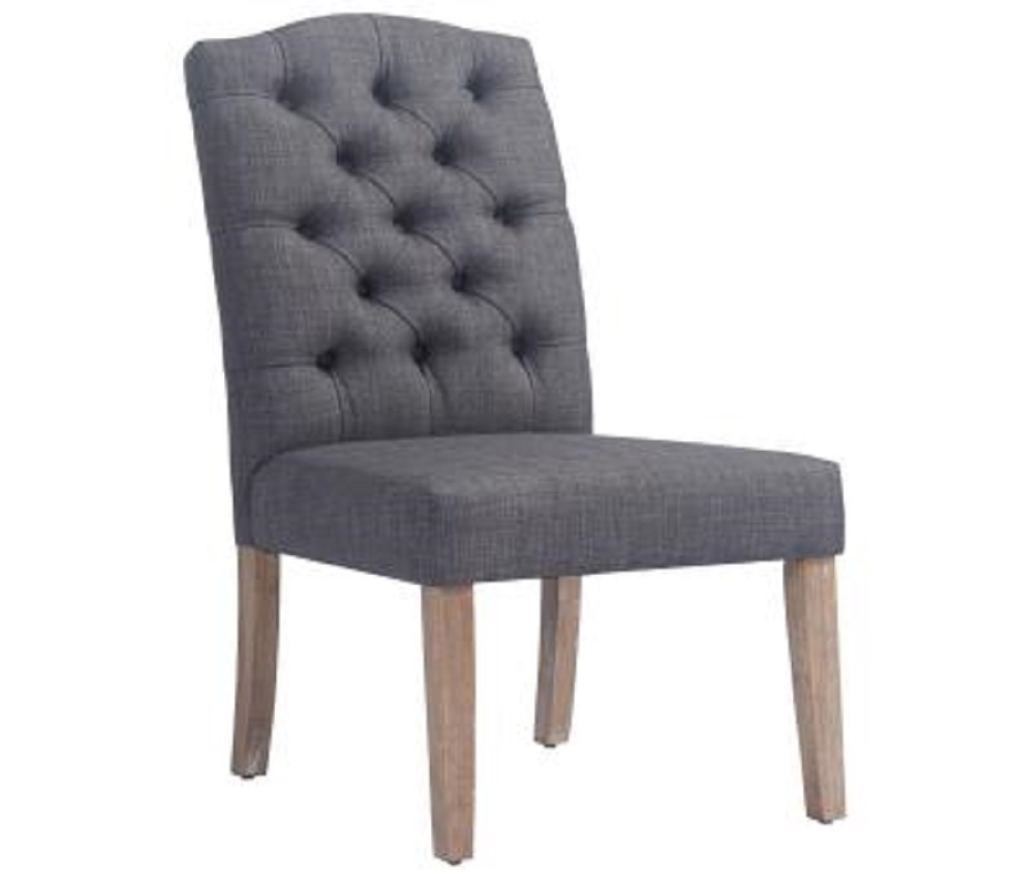 LUCIAN-SIDE CHAIR-GREY, 841173026387, Dining Chairs, LUCIAN-SIDE CHAIR-GREY from Dropship by Midha Furniture serving Brampton, Mississauga, Etobicoke, Toronto, Scraborough, Caledon, Cambridge, Oakville, Markham, Ajax, Pickering, Oshawa, Richmondhill, Kitchener, Hamilton, Cambridge, Waterloo and GTA area