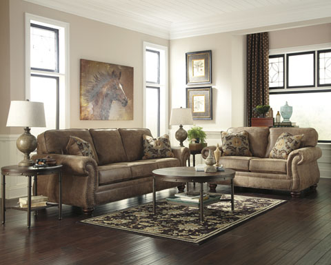 Larkinhurst Sofa & Love Seat, 319, Sofa Sets by Midha Furniture to Brampton, Mississauga, Etobicoke, Toronto, Scraborough, Caledon, Oakville, Markham, Ajax, Pickering, Oshawa, Richmondhill, Kitchener, Hamilton and GTA area