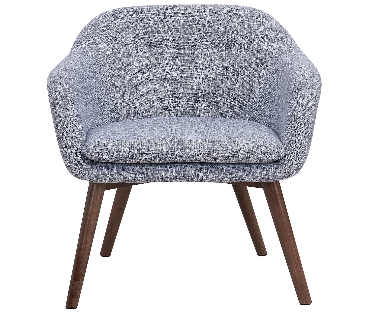 MINTO-ACCENT CHAIR-GREY BLEND, 841173029074, Accent Chairs by Midha Furniture to Brampton, Mississauga, Etobicoke, Toronto, Scraborough, Caledon, Oakville, Markham, Ajax, Pickering, Oshawa, Richmondhill, Kitchener, Hamilton and GTA area