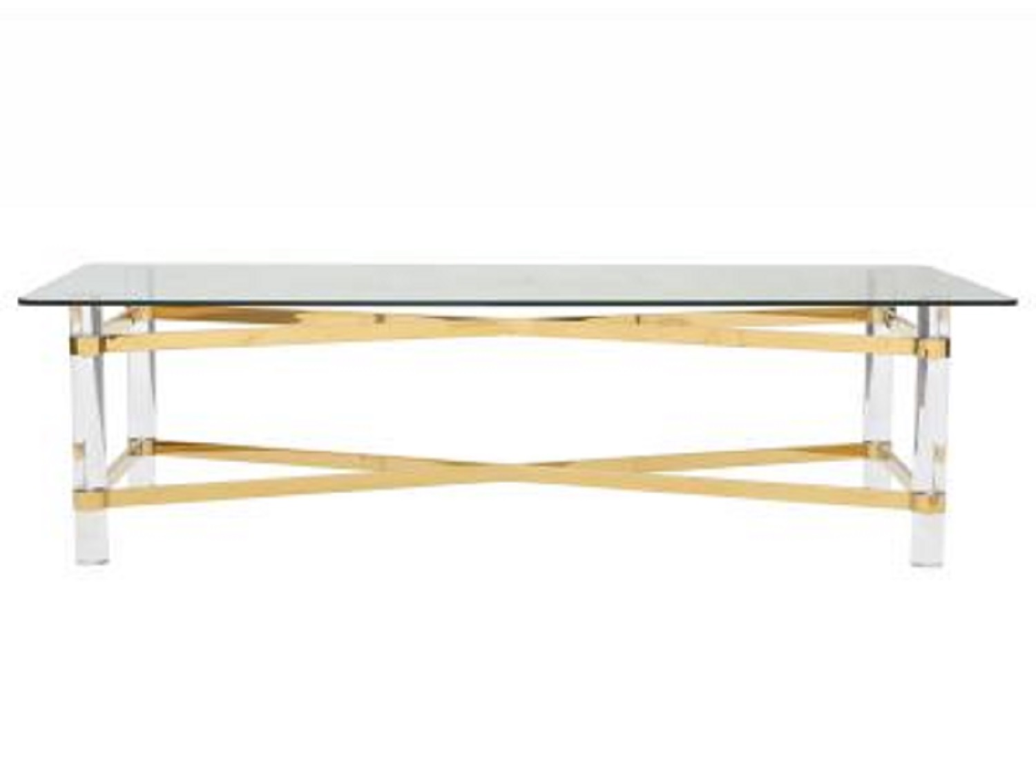 MORELIA II-COFFEE TABLE-GOLD, 841173031091, Console Table by Midha Furniture to Brampton, Mississauga, Etobicoke, Toronto, Scraborough, Caledon, Oakville, Markham, Ajax, Pickering, Oshawa, Richmondhill, Kitchener, Hamilton and GTA area