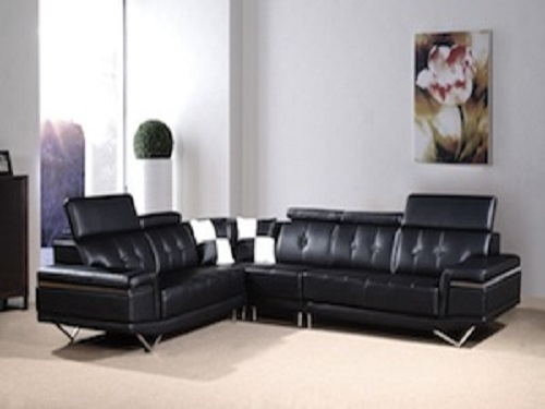 SYDNEY SECTIONAL BLACK Sectionals & Recliners, K159, Recliners by Midha Furniture to Brampton, Mississauga, Etobicoke, Toronto, Scraborough, Caledon, Oakville, Markham, Ajax, Pickering, Oshawa, Richmondhill, Kitchener, Hamilton and GTA area