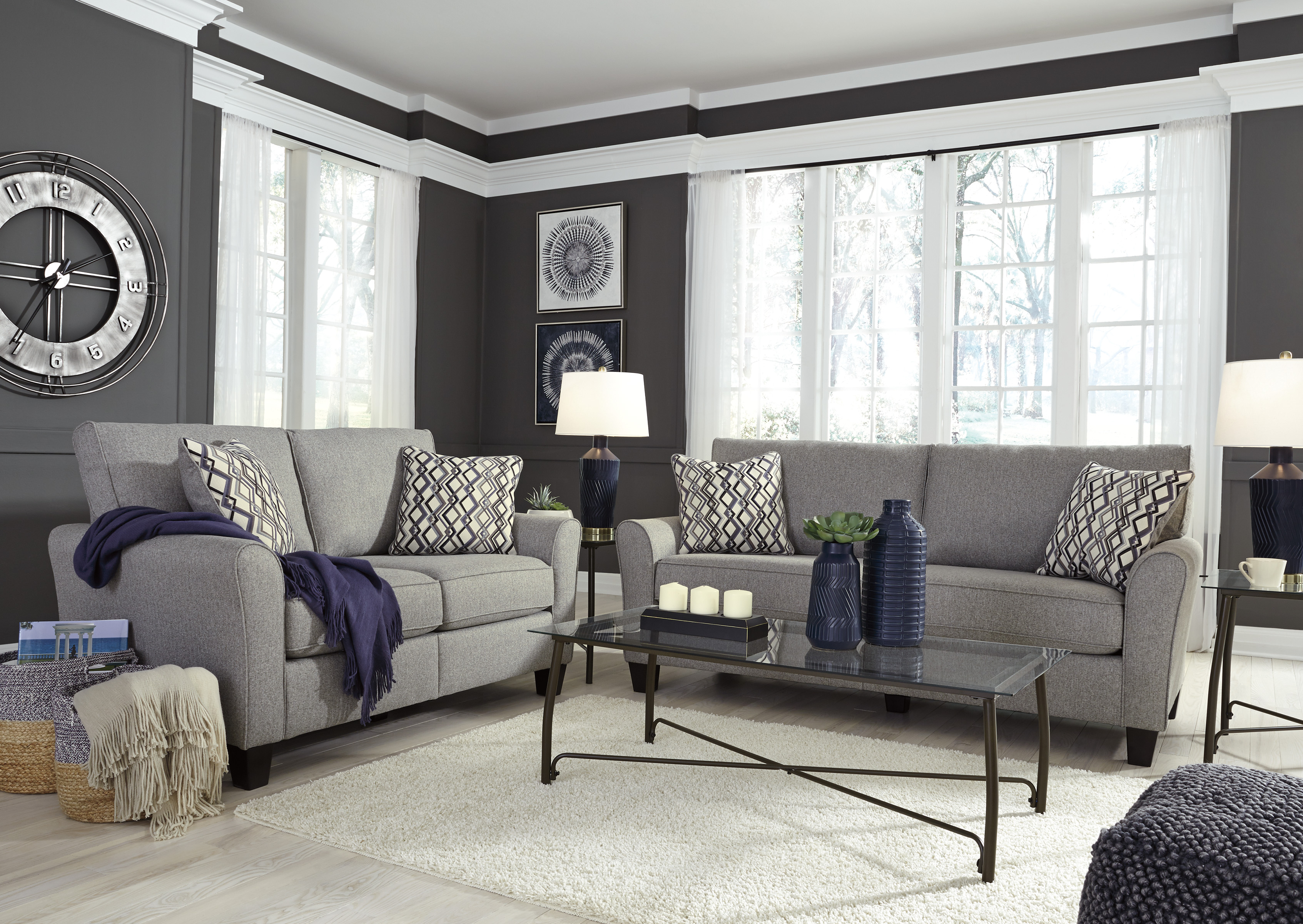 Strehela ( SOFA+LOVE SEAT), 33101, Sofa Sets by Midha Furniture to Brampton, Mississauga, Etobicoke, Toronto, Scraborough, Caledon, Oakville, Markham, Ajax, Pickering, Oshawa, Richmondhill, Kitchener, Hamilton and GTA area
