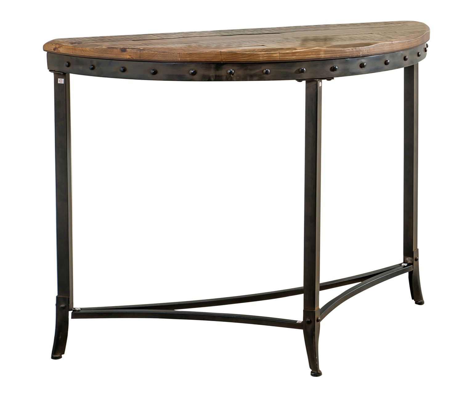 TRENTON-CONSOLE TABLE-DISTRESSED PINE, 841173017545, Console Table by Midha Furniture to Brampton, Mississauga, Etobicoke, Toronto, Scraborough, Caledon, Oakville, Markham, Ajax, Pickering, Oshawa, Richmondhill, Kitchener, Hamilton and GTA area
