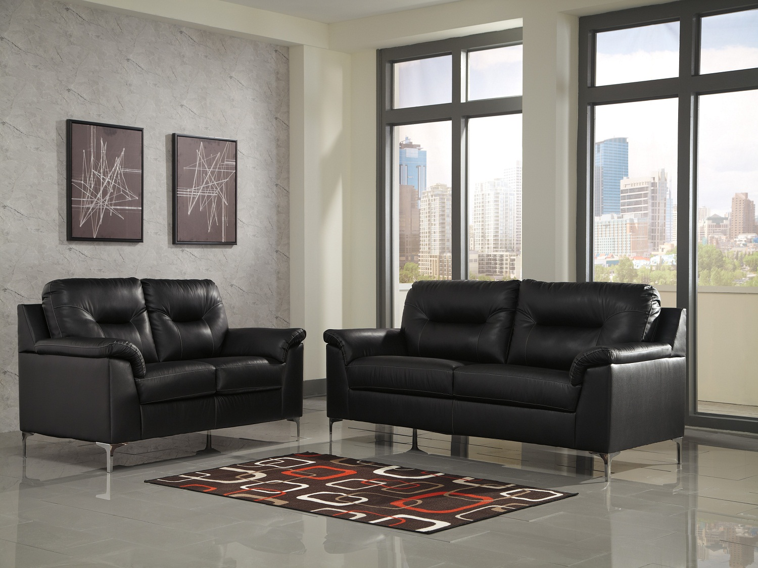 Tensas Sofa Only, 39604, Sofa Sets by Midha Furniture to Brampton, Mississauga, Etobicoke, Toronto, Scraborough, Caledon, Oakville, Markham, Ajax, Pickering, Oshawa, Richmondhill, Kitchener, Hamilton and GTA area