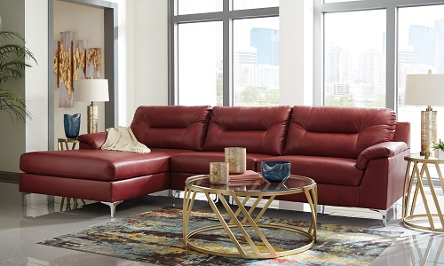Tensas -Sectional, 39603, Sectionals by Midha Furniture to Brampton, Mississauga, Etobicoke, Toronto, Scraborough, Caledon, Oakville, Markham, Ajax, Pickering, Oshawa, Richmondhill, Kitchener, Hamilton and GTA area