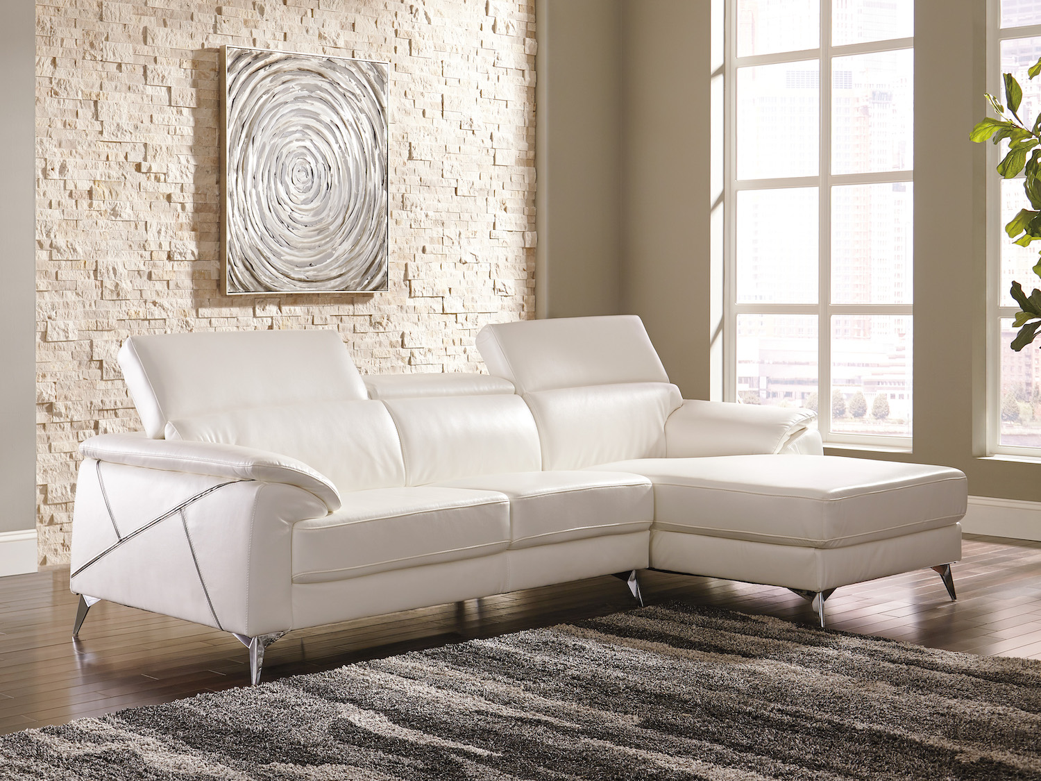 Tindell Sectional, 37303, Sectionals by Midha Furniture to Brampton, Mississauga, Etobicoke, Toronto, Scraborough, Caledon, Oakville, Markham, Ajax, Pickering, Oshawa, Richmondhill, Kitchener, Hamilton and GTA area