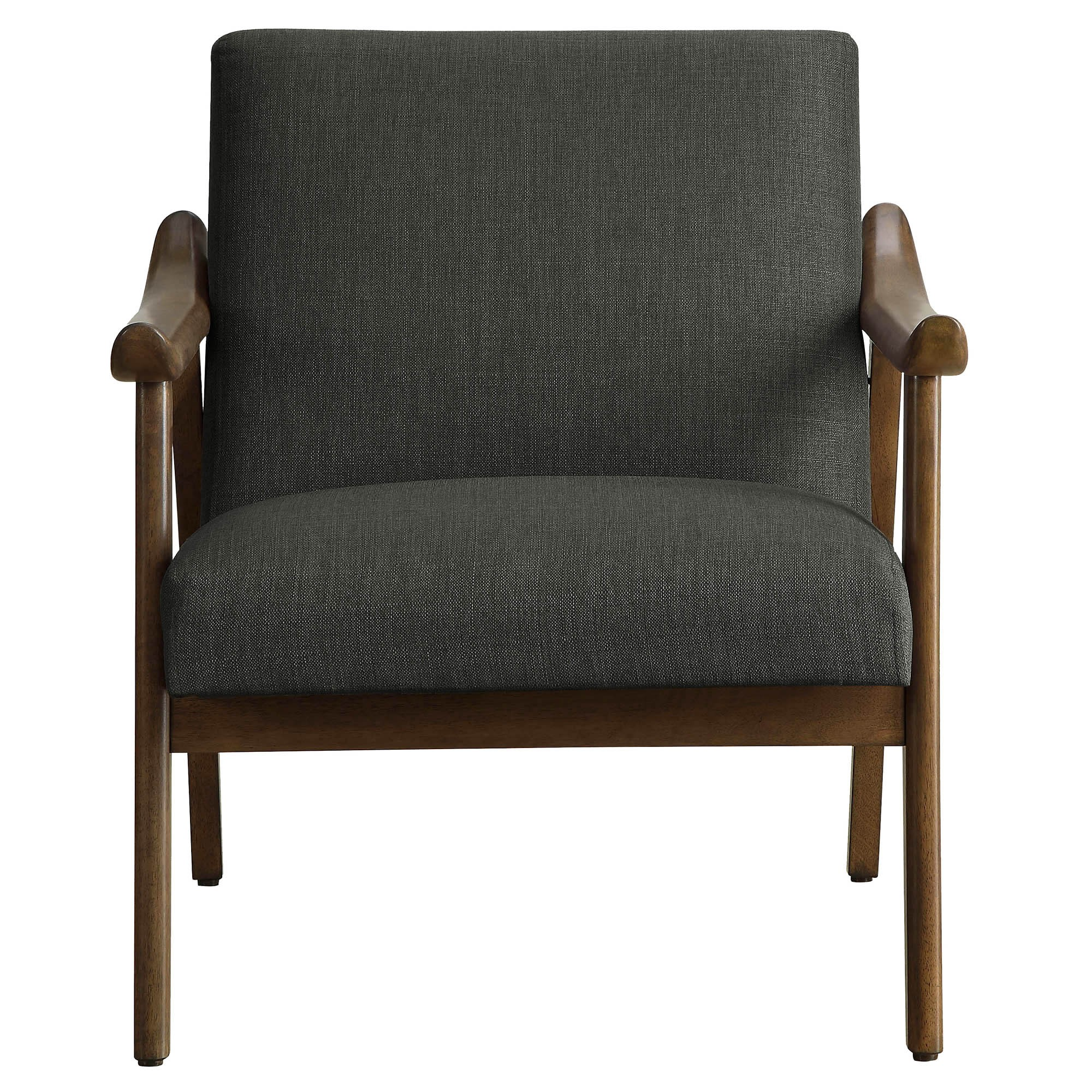 Tylor Accent Chair, 403-337GY, Accent Chairs by Midha Furniture to Brampton, Mississauga, Etobicoke, Toronto, Scraborough, Caledon, Oakville, Markham, Ajax, Pickering, Oshawa, Richmondhill, Kitchener, Hamilton and GTA area