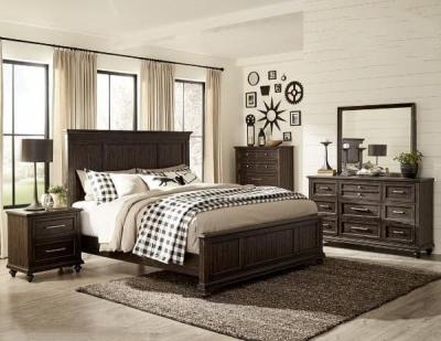 1689 6 PC  BED ROOM SET