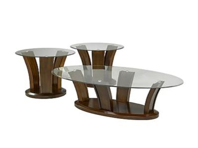 Brassex Ambrose 3 Pc Coffee Table With Glass Top by Midha's Furniture Serving Brampton, Mississauga, Etobicoke, Toronto, Scraborough, Caledon, Cambridge, Oakville, Markham, Ajax, Pickering, Oshawa, Richmondhill, Kitchener, Hamilton and GTA area