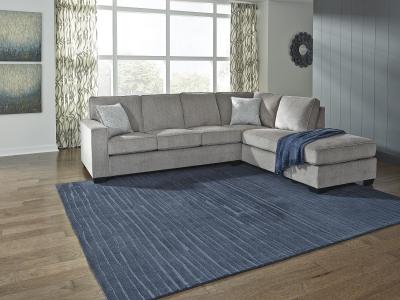 Altari Sectional- Alloy Color