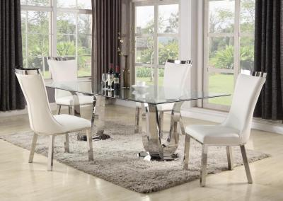 ADELLE 5 PC DINING SET
