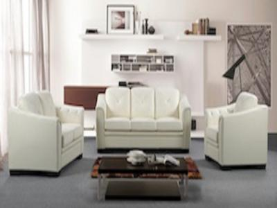 ALMA WHITE SOFA SET Living Rooms Modern
