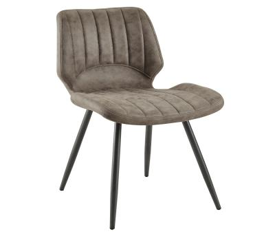 ASPIRA-SIDE CHAIR-BROWN by Midha's Furniture Serving Brampton, Mississauga, Etobicoke, Toronto, Scraborough, Caledon, Cambridge, Oakville, Markham, Ajax, Pickering, Oshawa, Richmondhill, Kitchener, Hamilton and GTA area