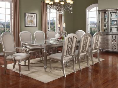 AVALON 7 PC Dining Set