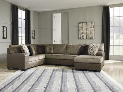 Abalone Sectional (3 PC)