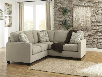 Alenya Sectional (LAF Love Seat/RAF Sofa) by Midha's Furniture Serving Brampton, Mississauga, Etobicoke, Toronto, Scraborough, Caledon, Cambridge, Oakville, Markham, Ajax, Pickering, Oshawa, Richmondhill, Kitchener, Hamilton and GTA area