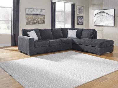 Altari Sectional- Slate Color