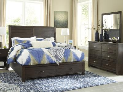 B574 6 PC BEDROOM SET by Midha's Furniture Serving Brampton, Mississauga, Etobicoke, Toronto, Scraborough, Caledon, Cambridge, Oakville, Markham, Ajax, Pickering, Oshawa, Richmondhill, Kitchener, Hamilton and GTA area