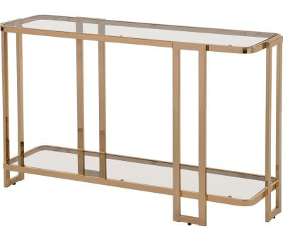 BOGDON-CONSOLE TABLE-GOLD