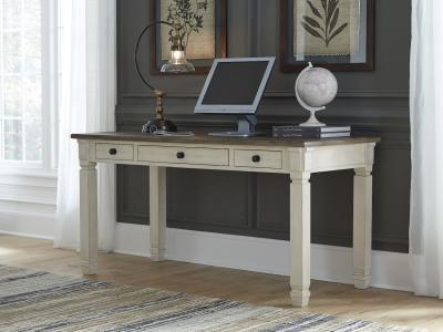 BOLANBURG OFFICE DESK by Midha's Furniture Serving Brampton, Mississauga, Etobicoke, Toronto, Scraborough, Caledon, Cambridge, Oakville, Markham, Ajax, Pickering, Oshawa, Richmondhill, Kitchener, Hamilton and GTA area