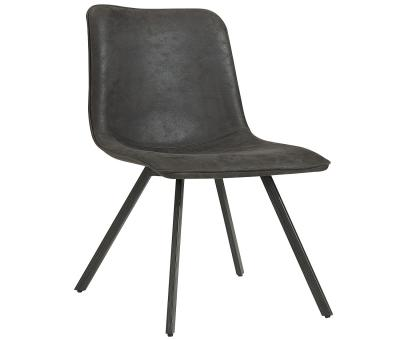 BUREN-SIDE CHAIR-VINTAGE GREY by Midha's Furniture Serving Brampton, Mississauga, Etobicoke, Toronto, Scraborough, Caledon, Cambridge, Oakville, Markham, Ajax, Pickering, Oshawa, Richmondhill, Kitchener, Hamilton and GTA area