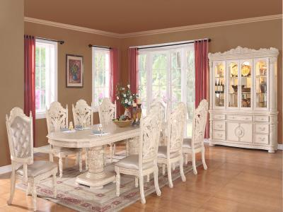 Bethany Antique Dinning by Midha's Furniture Serving Brampton, Mississauga, Etobicoke, Toronto, Scraborough, Caledon, Cambridge, Oakville, Markham, Ajax, Pickering, Oshawa, Richmondhill, Kitchener, Hamilton and GTA area