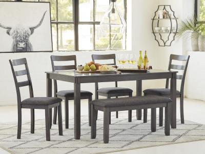 Bridson 6 PC RECT DRM Table Set