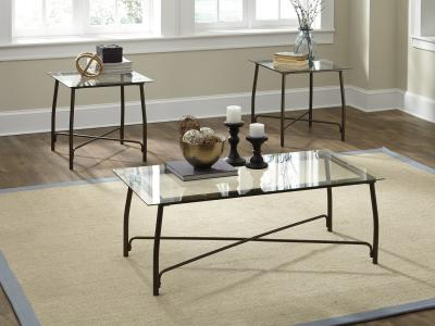 Burmesque 3PC Table Set