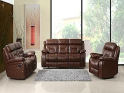 CAMBRIGE BROWN Sectionals & Recliners