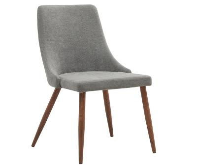 CORA-SIDE CHAIR-GREY by Midha's Furniture Serving Brampton, Mississauga, Etobicoke, Toronto, Scraborough, Caledon, Cambridge, Oakville, Markham, Ajax, Pickering, Oshawa, Richmondhill, Kitchener, Hamilton and GTA area