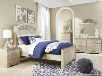 Catalina 5  pc Bedroom Set