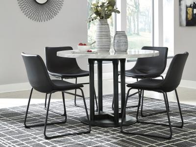 Centiar Table Set (Table + 4 Chairs)