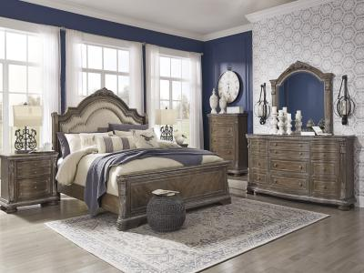 Charmond 6 PC Bedroom Set