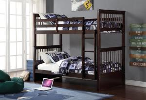 Cherry B122 BUNK BED, IFB122, Bunk bed, Cherry B122 BUNK BED from Midha Furniture by Midha Furniture serving Brampton, Mississauga, Etobicoke, Toronto, Scraborough, Caledon, Cambridge, Oakville, Markham, Ajax, Pickering, Oshawa, Richmondhill, Kitchener, Hamilton, Cambridge, Waterloo and GTA area