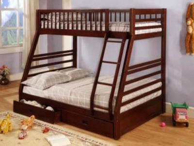 Cherry Bunk Bed