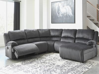 Clonmel Power Recliner Sectional