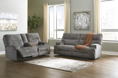 Coombs Sofa & Love Seat Recliner