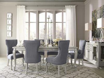 Coralayne 7 PC Dining Room Set