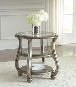 Coralayne End Table Only