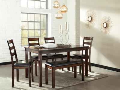 Coviar 6 PC Dining Room Set